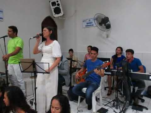 Descansarei- Alugiana- Denise Felix & Banda Gênesis de Frutuoso Gomes