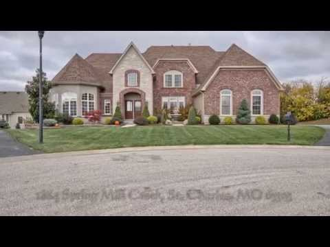 St Charles Homes For Sale | 1884 Spring Mill Creek, St. Charles, MO 63303
