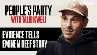 Evidence Tells Story How Everlast Started His Beef With Eminem | People's Party Clip