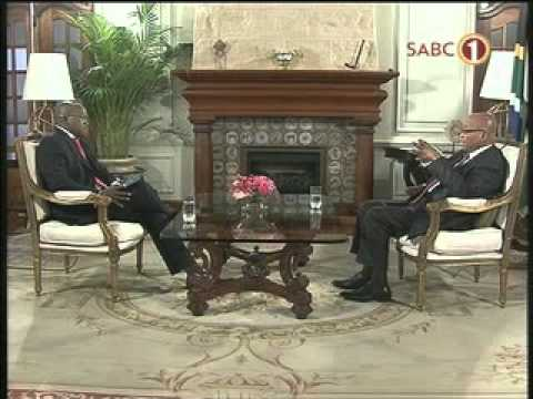 Interview with president Jacob Zuma