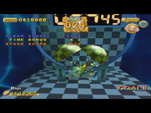 Super Monkey Ball 2 Custom Level Pack V1.0 - Challenge Mode Playthrough