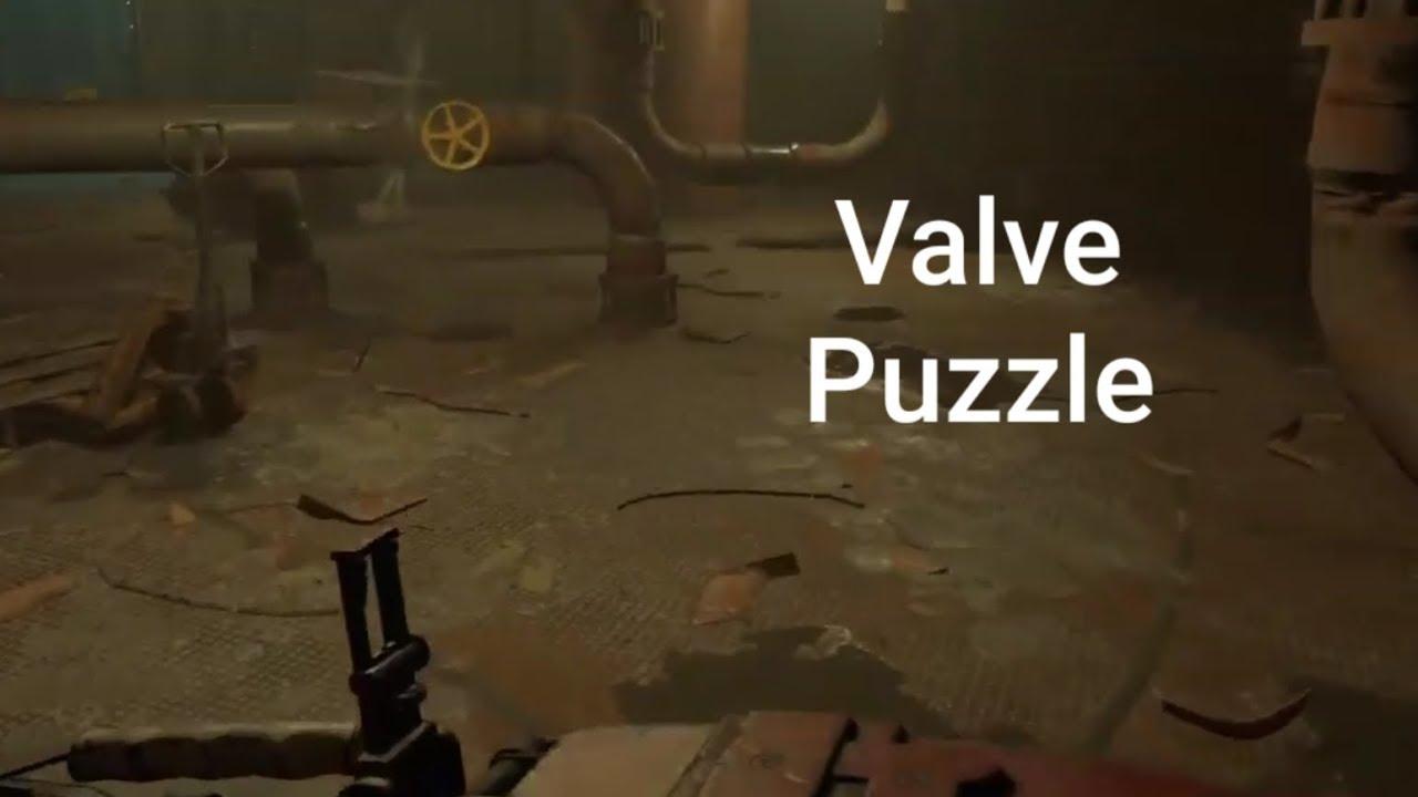 Far Cry New Dawn Pressure Water Lever Valve Puzzle Raise The