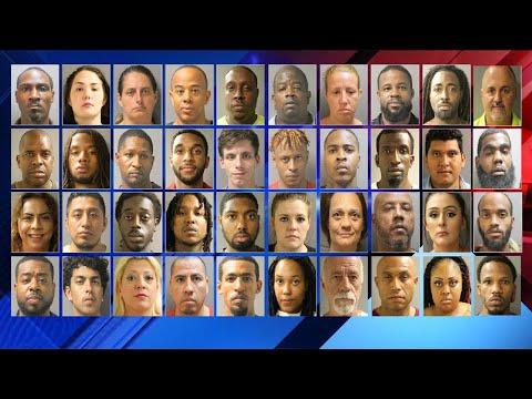 Over 40 arrested in north Harris County prostitution sting