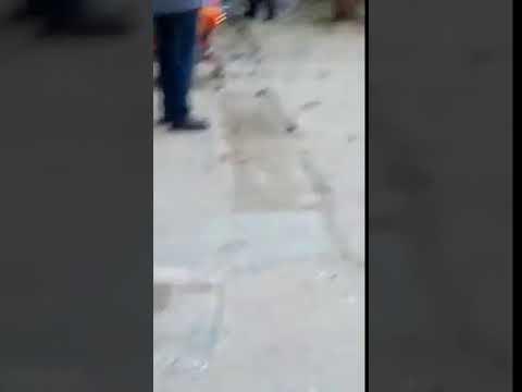 Explosión en el carnaval de Oruro 2