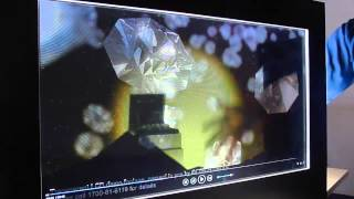 Transparent LCD Display #Jewellery by AV Tech Solution 2015