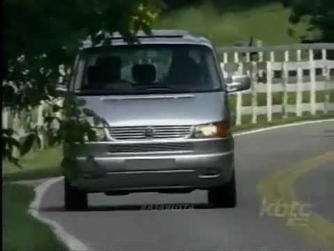 MW 2002- Volkswagen Eurovan 2.8L VR6 Road Test (480p).flv