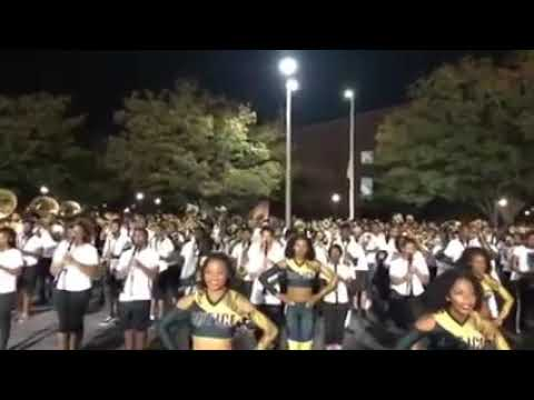 Norfolk State University Marching Band 2018 Dirty Diana