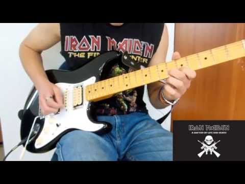 Iron Maiden - The Pilgrim - Guitar Cover