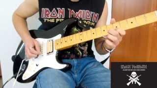 Iron Maiden - The Pilgrim - Guitar Cover