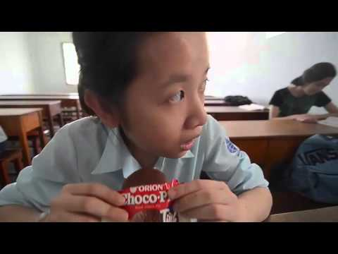 QLCL - Quảng cáo Choco pie