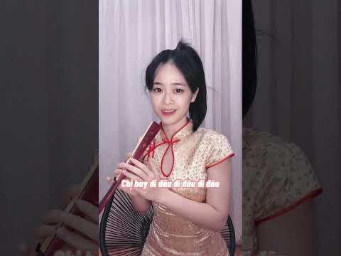 Chị Ong Nâu Nâu phiên bản tiếng Trung | Ong Thất Tình #shorts