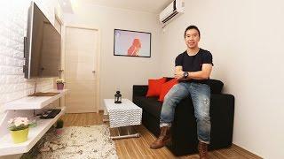 Repeat youtube video 【超實用公屋設計】330呎改3房 只需15萬元