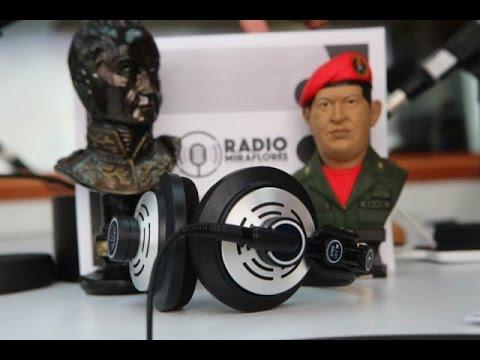 2016/10/11 Llegó Radio Miraflores!