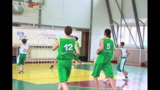 Баскетбол финал ч1