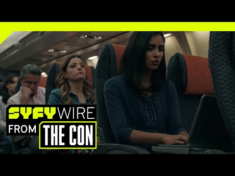 Was Manifest Inspired By Malaysian Flight 370? | SDCC 2018 | SYFY WIRE