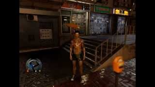 Sleeping Dogs [PC] - Free Roam (Funny Gameplay)