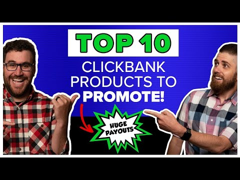 Top Clickbank Products 2021 | Make Money Online | Affiliate Marketing Guide