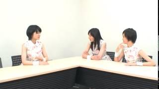 今回のメンバーは 大西亜玖璃、尾碕真花、松田莉奈 の3人! 放送では紹...
