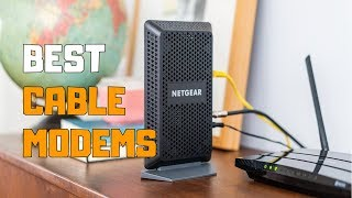 Best Cable Modems in 2020 - Top 5 Cable Modem Picks