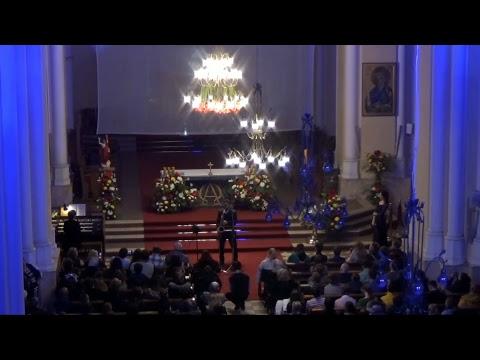 Go down Moses. Орган и саксофон | Прямая трансляция концерта в Соборе 19.04.2017