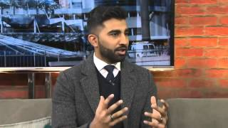 CP24 Live at Noon - Canadian Muslim Organization on Trump's Muslim Immigration Comments
