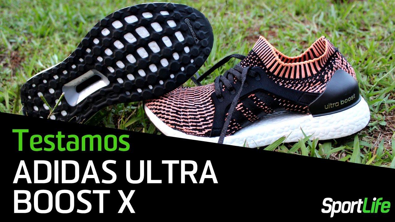 TESTAMOS: Novo Ultraboost X da Adidas