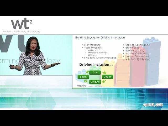 2019 WT2 Executive Leadership Kathy Chou