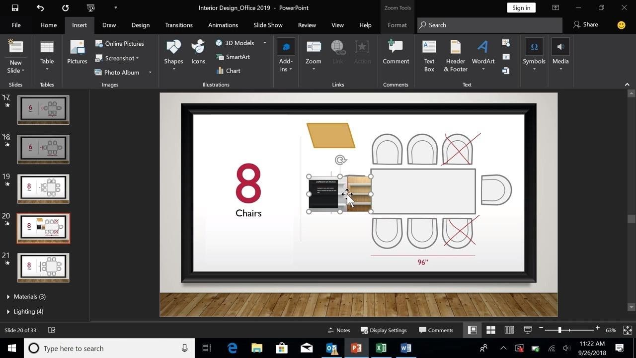 What's new in Office 2019 - a sampler - THR2024