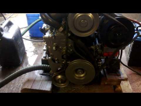 Yanmar 3GM30F 24hp Marine Diesel Engine