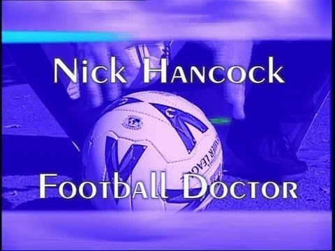 Nick Hancock Football Doctor