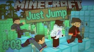 minecraft just jump episode 3 we have to keep sane