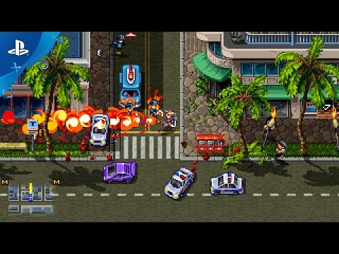 Shakedown: Hawaii - Full Reveal Trailer | PS4, PS VITA