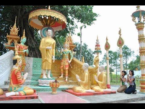 Khmer Serey - Chùa Sóc Chà,Trà Cú - Trà Vinh.