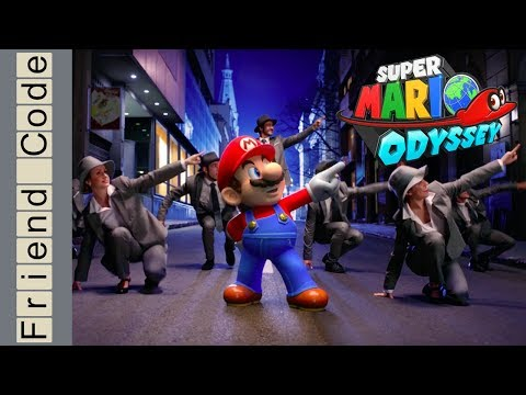 Friend Code: Super Mario Odyssey Post-Mortem