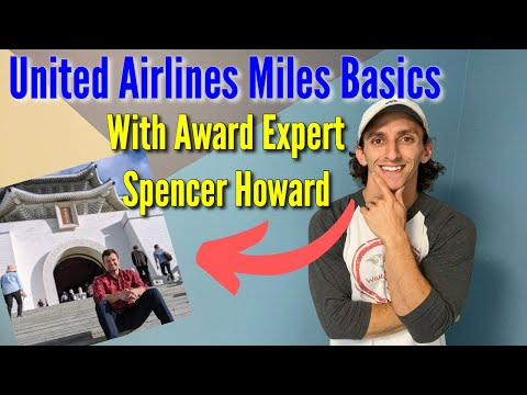 How To Redeem United Airline Miles | United Excursionist Perk | Best Ways To Earn United Miles