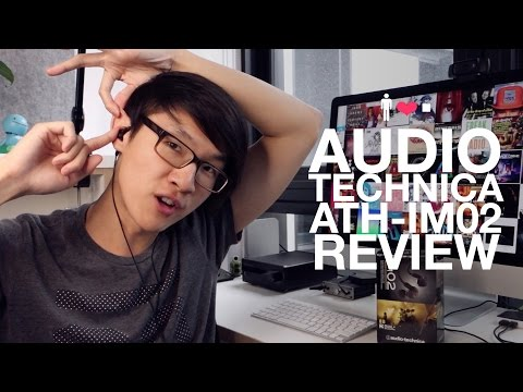 Audio Technica ATH-IM02 In-Ear Earphone Review