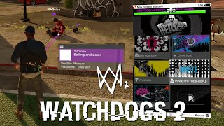 WATCH DOGS 2 - MAIN MISSIONS & MULTIPLAYER INFORMATION (Watch Dogs 2 Gameplay)