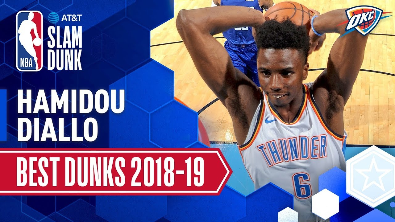 Download Hamidou Diallo's Best Dunks of the Season   2019 AT&T Slam Dunk Participant