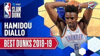 Hamidou Diallo's Best Dunks of the Season | 2019 AT&T Slam Dunk Participant Video