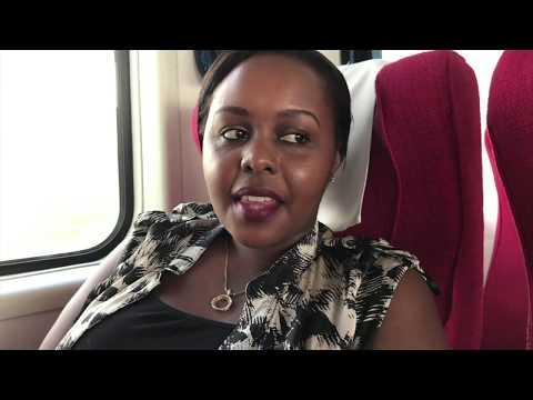 Kenya's 3.8 Billion Standard Gauge Railway SGR