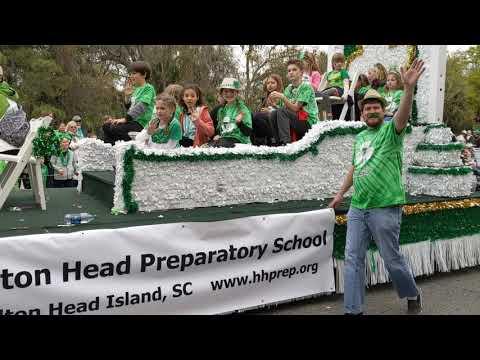 Hilton Head Preparatory School St. Patrick's Day Parade HHI, SC