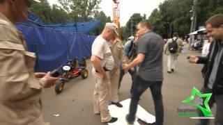Быдло-охрана vs АЗЖ - 20.06.2015