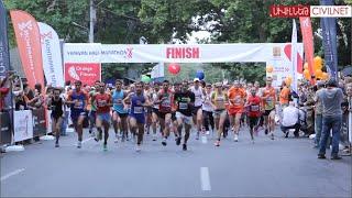 Առաջին կիսամարաթոնը Հայաստանում. ավելին, քան վազք