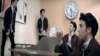 Jonas Brothers - Paranoid OFFICIAL Instrumental Studio Version HQ + Download