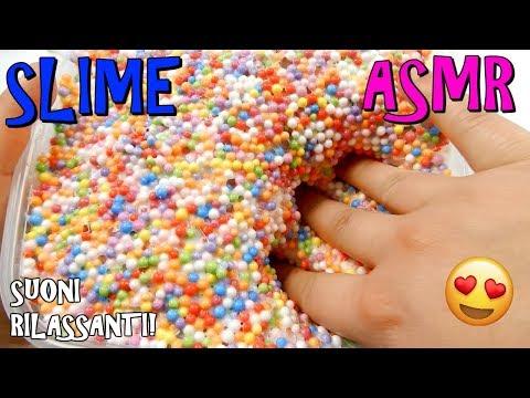 SLIME ASMR! (SUONI SLIME RILASSANTI) SLIME MOST SATISFYING SOUNDS! Iolanda Sweets
