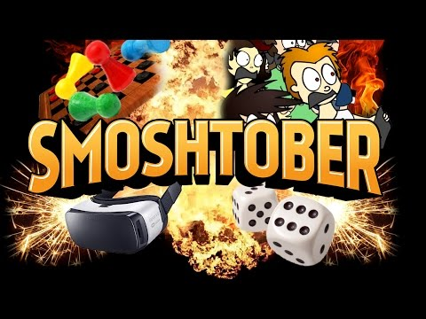 NEW SHOWS ARE COMING!! (Smoshtober)