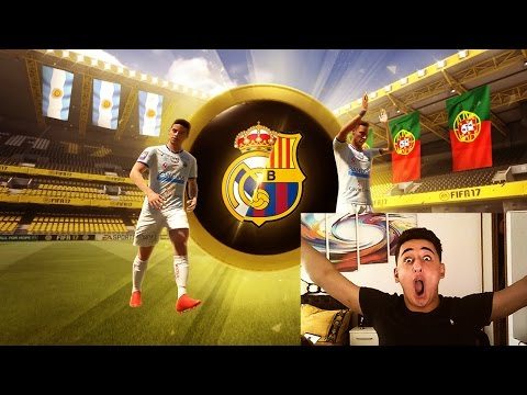GREATEST FIFA 17 PACK OPENING SO FAR