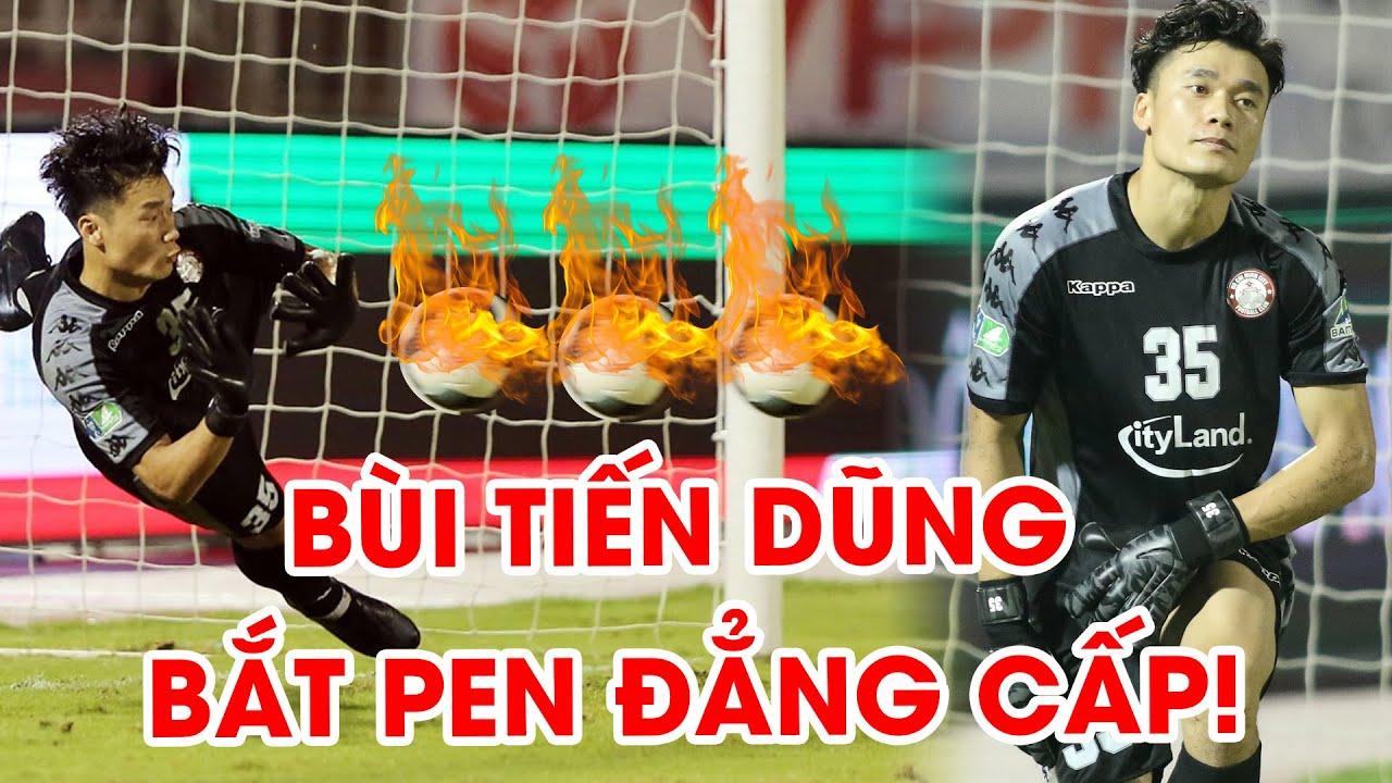 Bùi Tiến Dũng cản phá 2 quả penalty chấn động bóng đá Việt | CLB TP. HCM - SHB Đà Nẵng | NEXT SPORTS