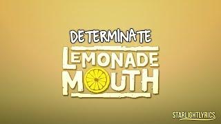 Lemonade Mouth Determinate Lyrics HD.mp3