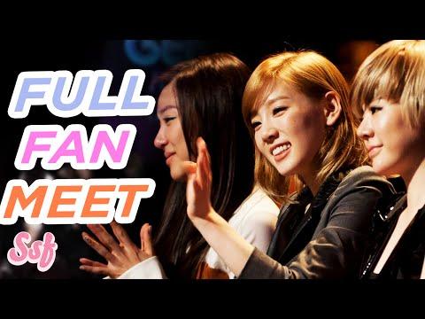 Girls' Generation's 1st US Fan Meet in New York City l @Soshified